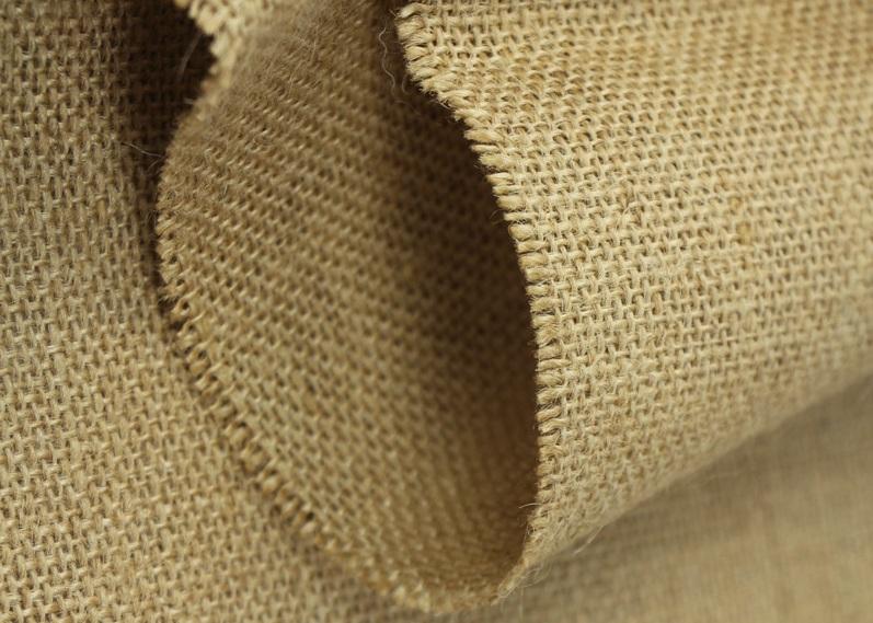 coarse jute fabric
